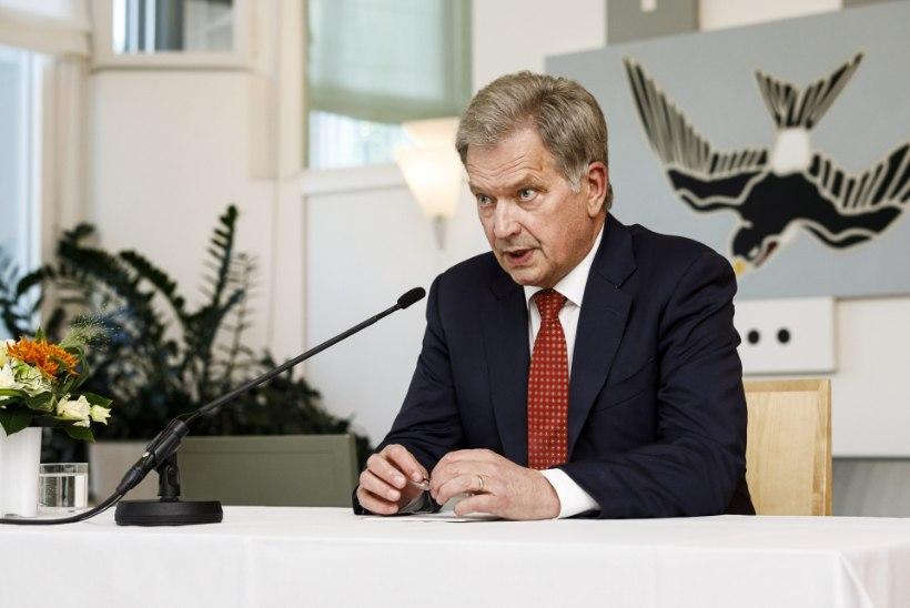 NIINISTÖ: Soome osutus valituks, sest on heades suhetes nii USA kui Venemaaga