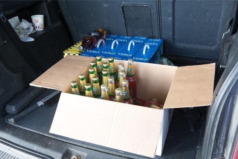 LÕPLIK OTSUS: veebis soomlastele alkoholi müünud eestlane sai tingimisi vangistuse
