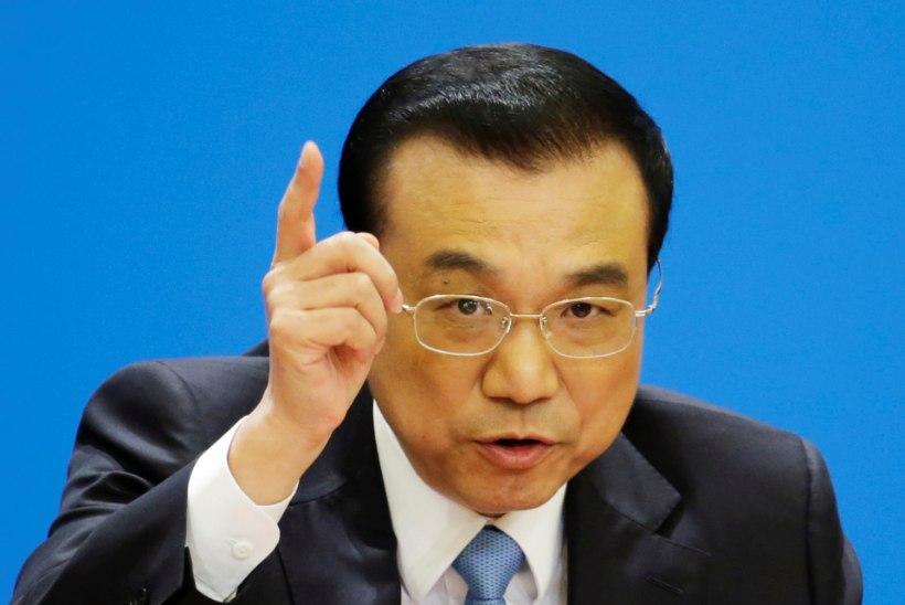 AUAHNE PLAAN: Hiina äridraakon soovib allutada kogu maailma