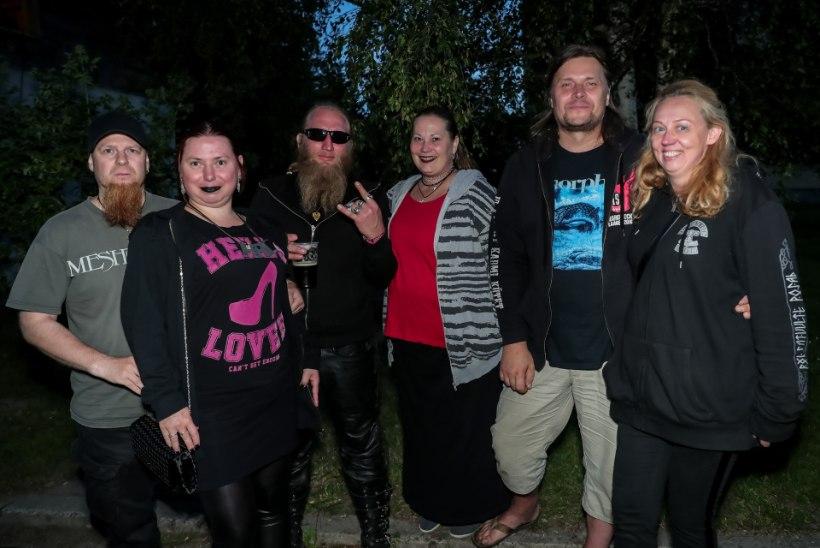 GALERII | Vana-Vigalas toimus Hard Rock Laagri eelpidu Läburint