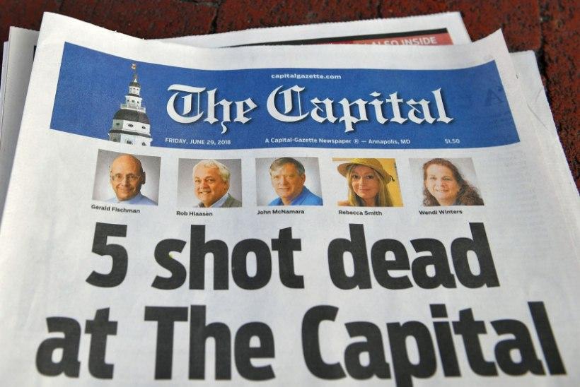 Ajalehetoimetuse tulistaja on pikaaegne jälitaja, kes pidas lehe vastu aastaid vimma