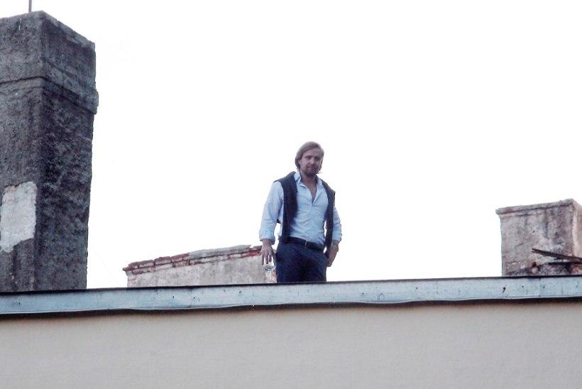PILDID | Mõnusalt suvine terrassi avapidu Musumäe jalamil