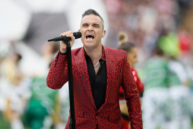 Robbie Williams usub, et ta on Asperger või autist