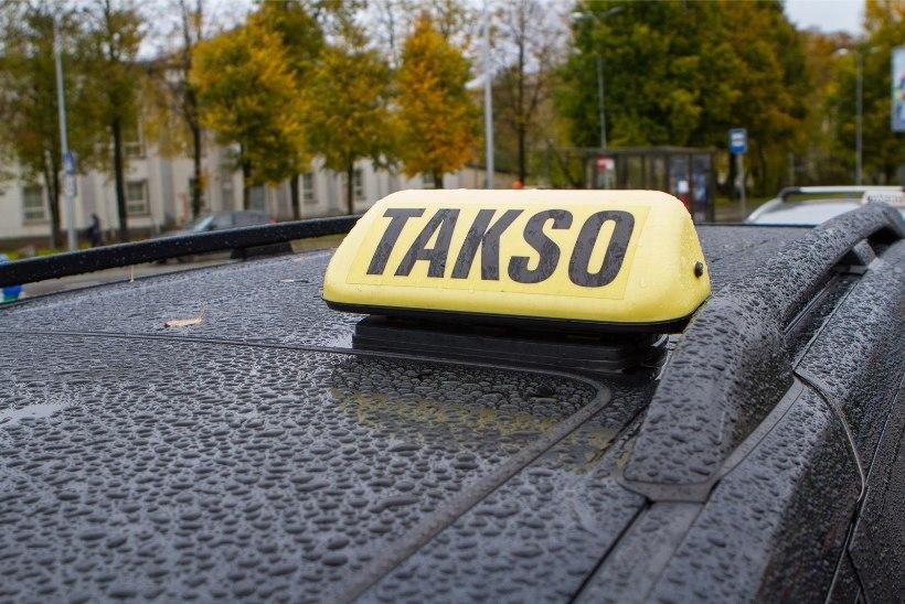 Tuntud taksofirma kaotab kaardimaksevõimaluse