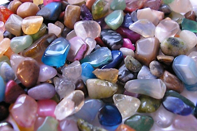Kuidas leida õige kristall?Need kivid kaitsevad kodu ebaõnne eest