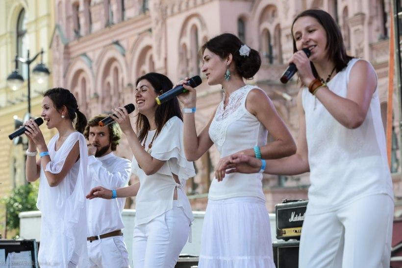 В рамках Таллиннских Дней моря и фестиваля Petrojazz состоятся джазовые концерты на берегу моря