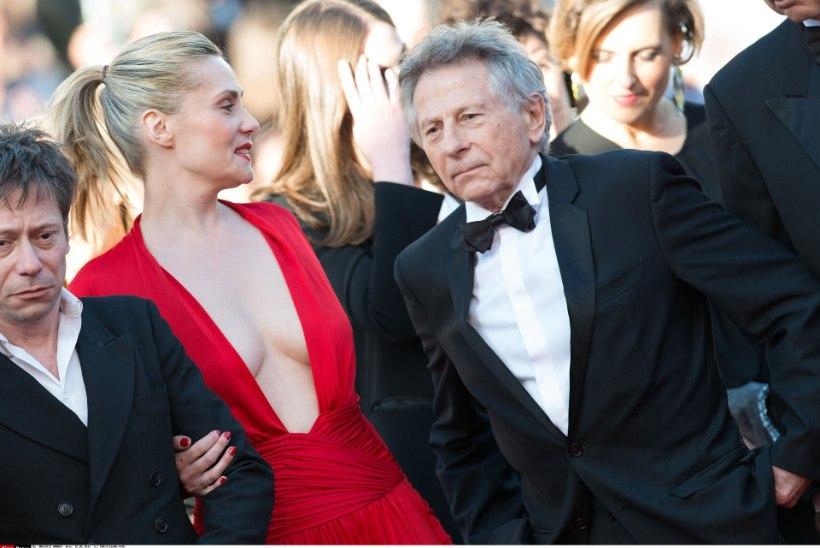 Filmiakadeemiast välja heidetud Polanski asemele kutsutakse tema naist
