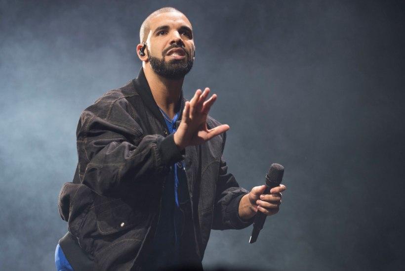Drake tunnistas, et tal on pornotähega laps