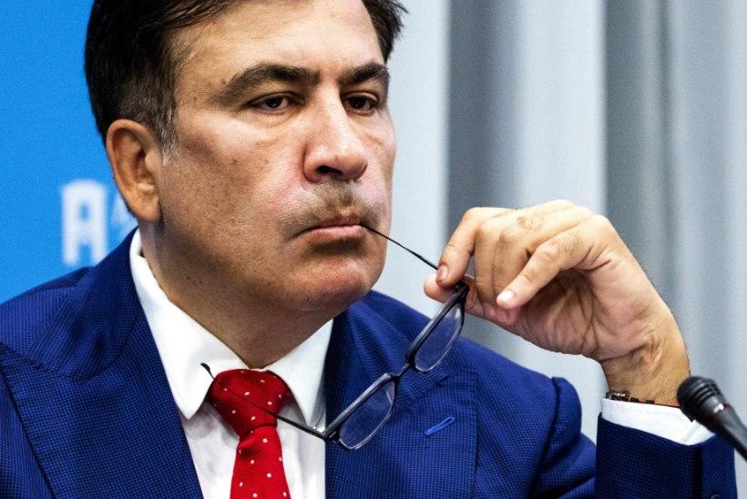 Saakašvili mõisteti tagaselja kuueks aastaks vangi