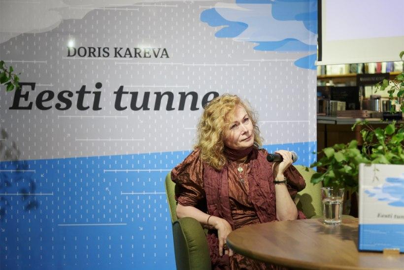 DORIS KAREVA: Poeet ei eristu tavainimesest. Luuletajal pole ei erilisi õigusi ega ka keelde