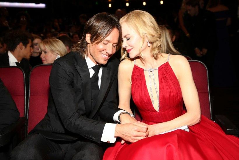 Nicole Kidman hoiab abieluõnne veidra reegli abil
