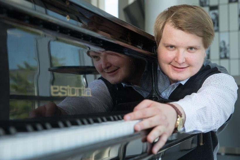 """Ooperilaulja Reigo Tamm: """"Tahtsin väga, et Tartu linna päev muutuks miniooperifestivaliks!"""""""