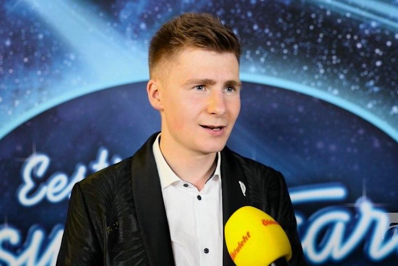 ÕL VIDEO   Superstaarisaate võitja Uudo Sepp: laulsin alati südamest!