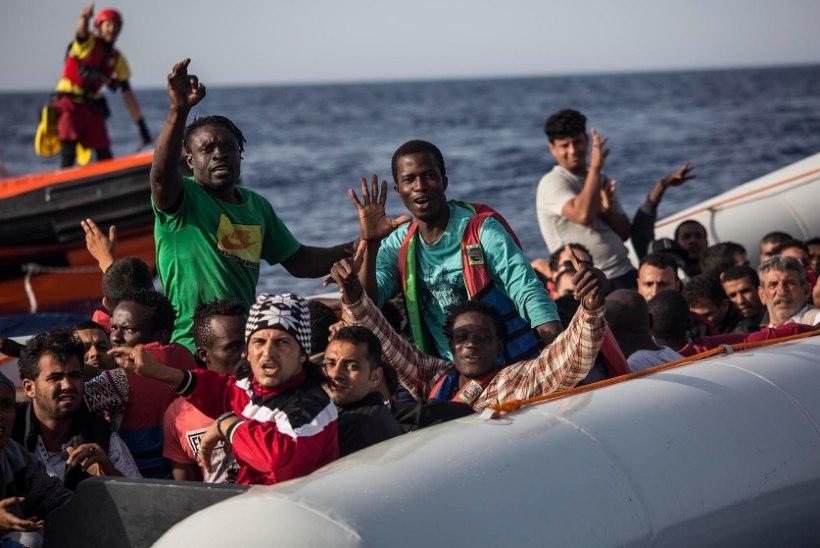 14 Euroopa Liidu riiki on lubanud kaasa aidata migrantide tagasisaatmisele