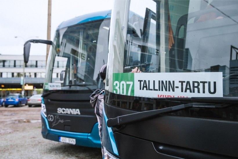 MIS TOIMUB GO BUSIGA? Bussijuhte lastakse esimesel võimalusel lahti, sest neid on liiga palju?