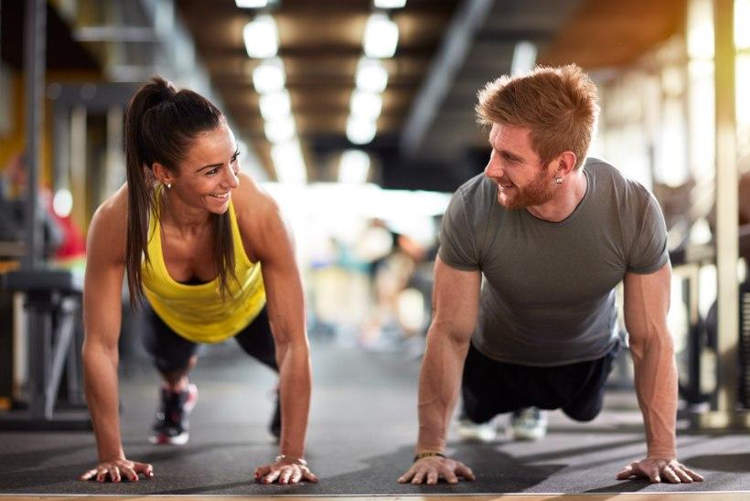 Kui treenid keha, toida keha!