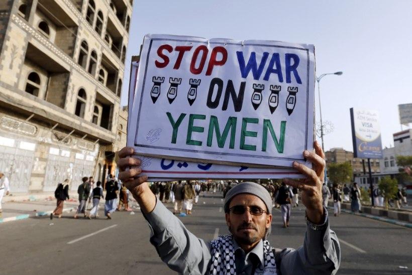TERRORISTID VÕI ISAMAALASED? Kes on Jeemenis võitlevad huthi mässulised