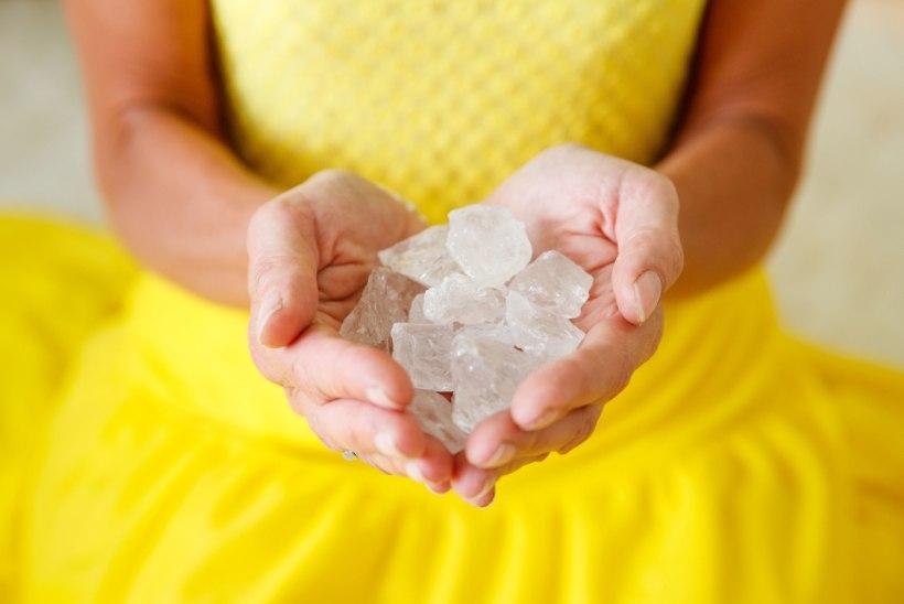 VIDEO | PRIA toetusel kristallitoa ehitanud Piia: ma pole šamaan, olen kogemusnõustaja