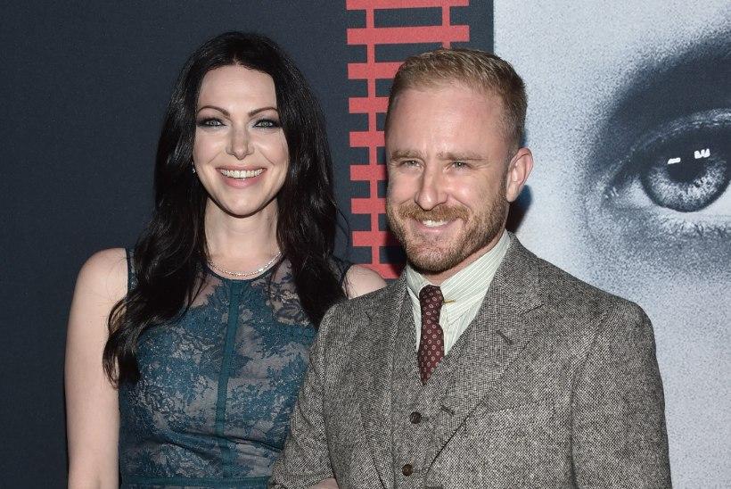 Laura Prepon ja Ben Foster pidasid pulmi
