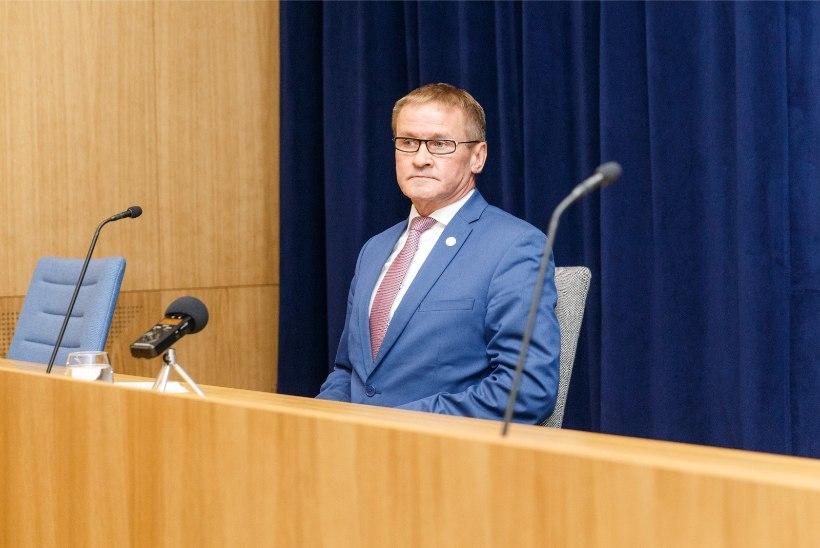 Eksminister Jaak Aab sai tööle Tallinna linna palgale