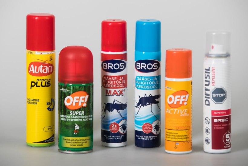 Sipelgamürkide ja suitsevate sääsetõrjevahenditega tasub olla ettevaatlik. Millised riskid ja ohud varitsevad?