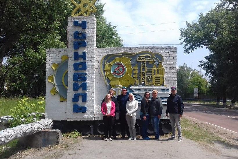 Eestlane Tšernobõli metsapõlengust: järjest hullemaks läks, kõik turistid evakueeriti