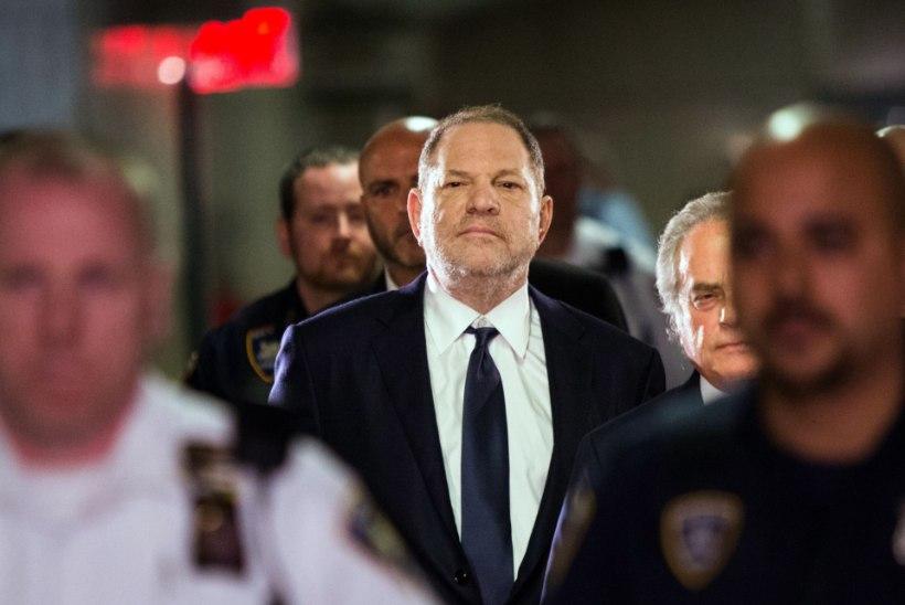 Harvey Weinstein ei tunnistanud end vägistamises ja seksuaalkuritegudes süüdi