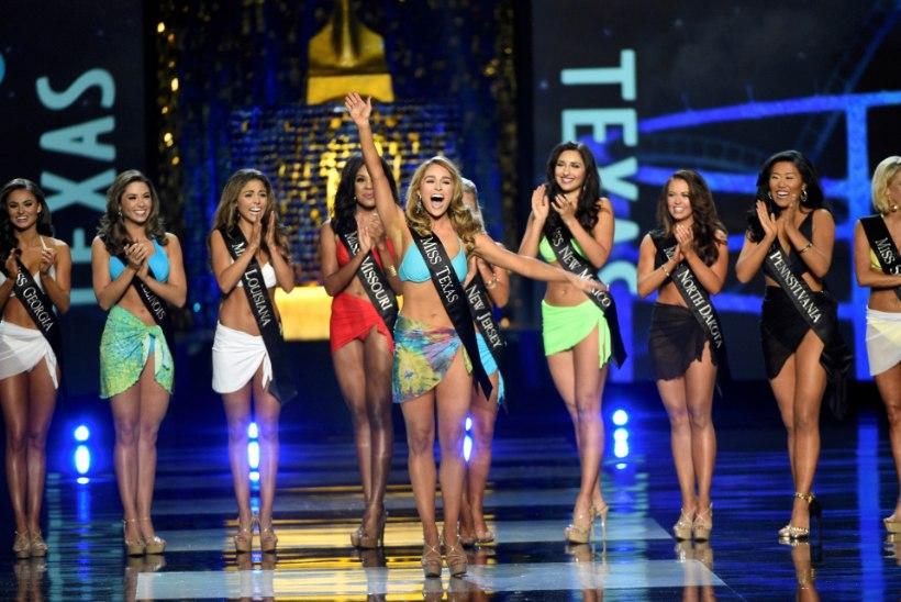 BIKIINID SAHTLISSE: Miss America iludusvõistlusel ei toimu enam õhtukleidi- ega bikiinivooru