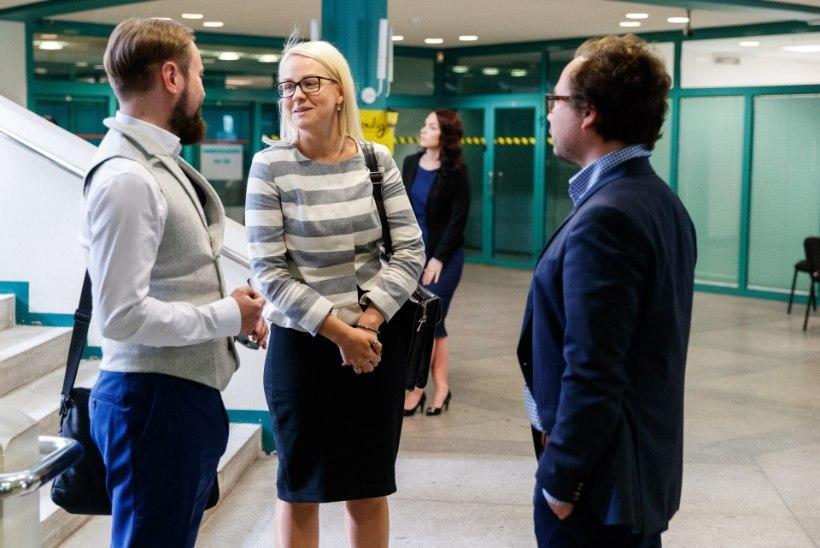 GALERII | SAJANDI PROTSESSI KUULSUSETU LÕPP: tervisehädad päästsid Savisaare kohtust