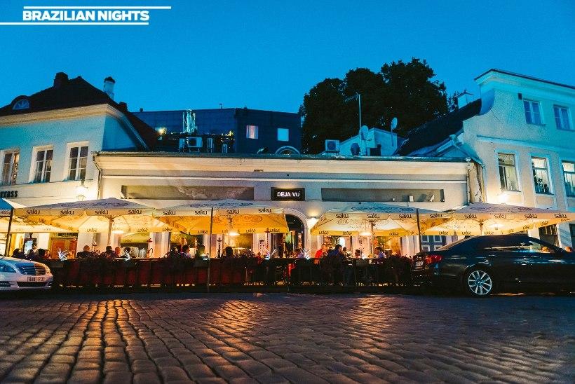 PILDID | Kuumad ladina rütmid ja mehed ookeani tagant on vallutanud Tallinna