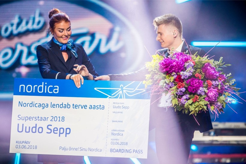 BLOGI JA GALERII | Eesti uus superstaar on UUDO SEPP!