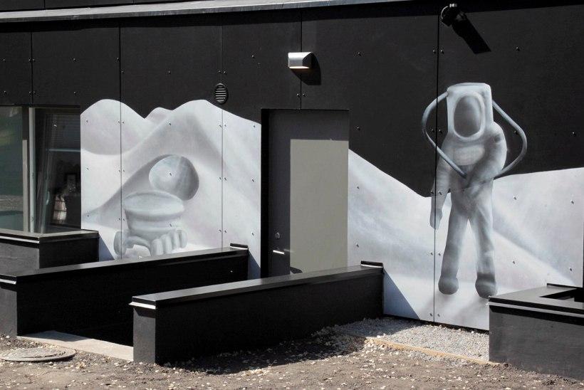 FOTOD | Tanel Padar käis koos oma pruudiga übermoodsaid SpaceCube kortereid uudistamas