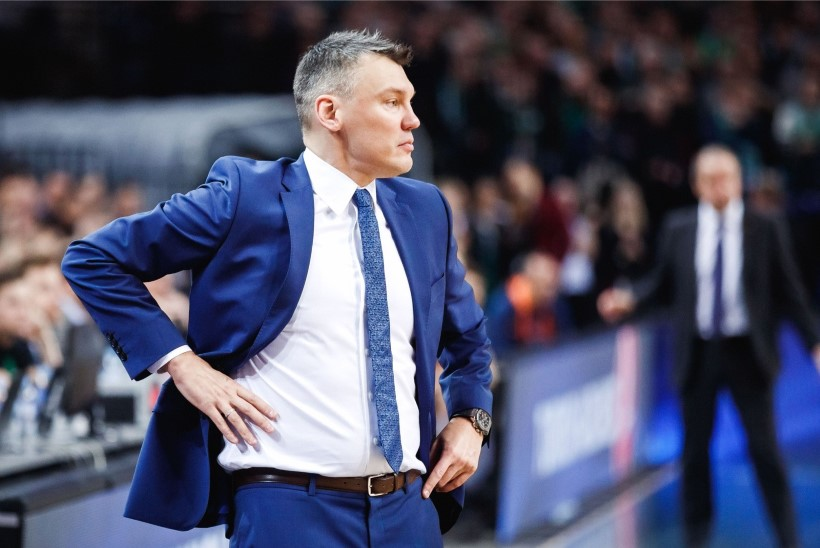 Kas Šarunas Jasikevicius hüppab Žalgirisest NBA tippklubisse?