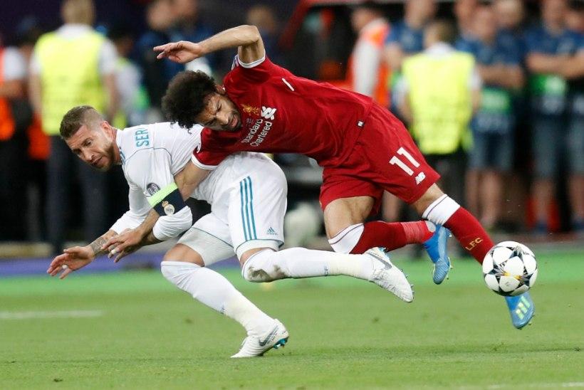 Sergio Ramos tegi suu lahti: mina pole Salah' vigastuses süüdi, ta oleks võinud edasi mängida