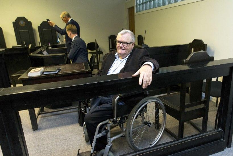 Tervisehädad päästsid Edgar Savisaare kohtust