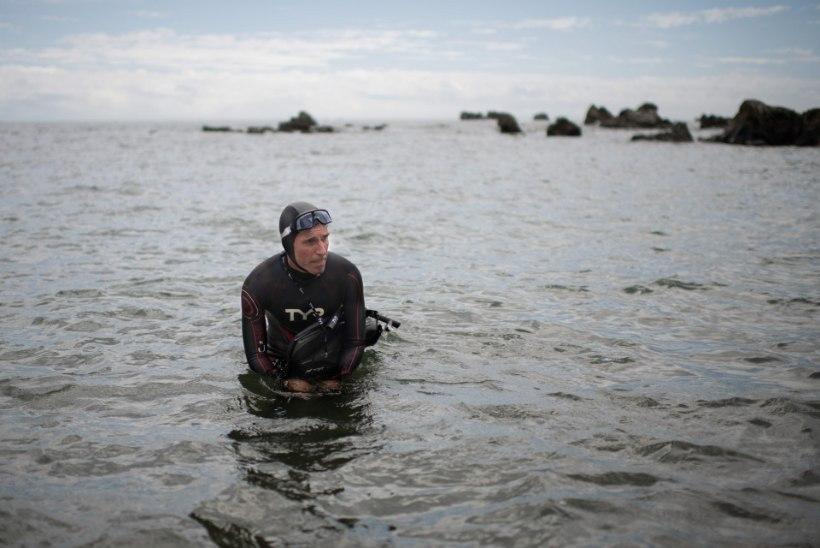 Prantslane kavatseb ujuda üle Vaikse ookeani