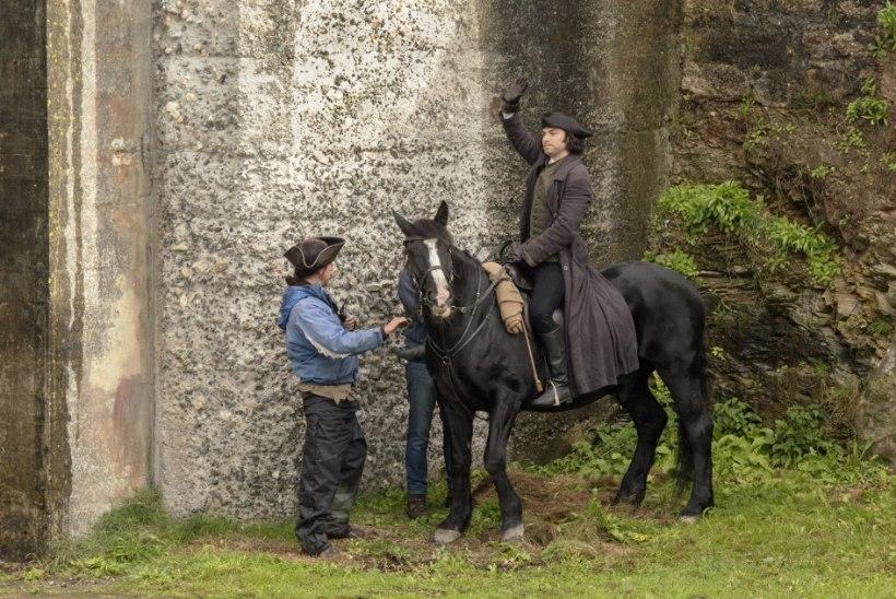 """Miks """"Poldarki"""" hurmur nii väikese hobuse seljas ratsutab?"""