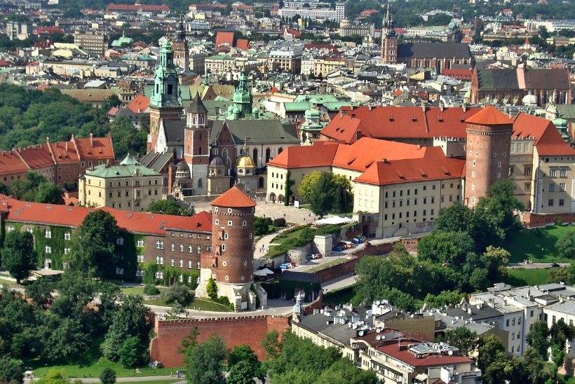 Poola pärl: miks mitte veeta tänavu jaanipäev Krakowis