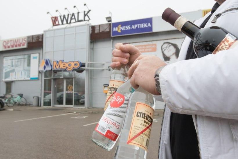 Eesti keskmise netopalga eest saaks kodumaal osta 365 liitrit õlut, aga Lätis  770 liitrit