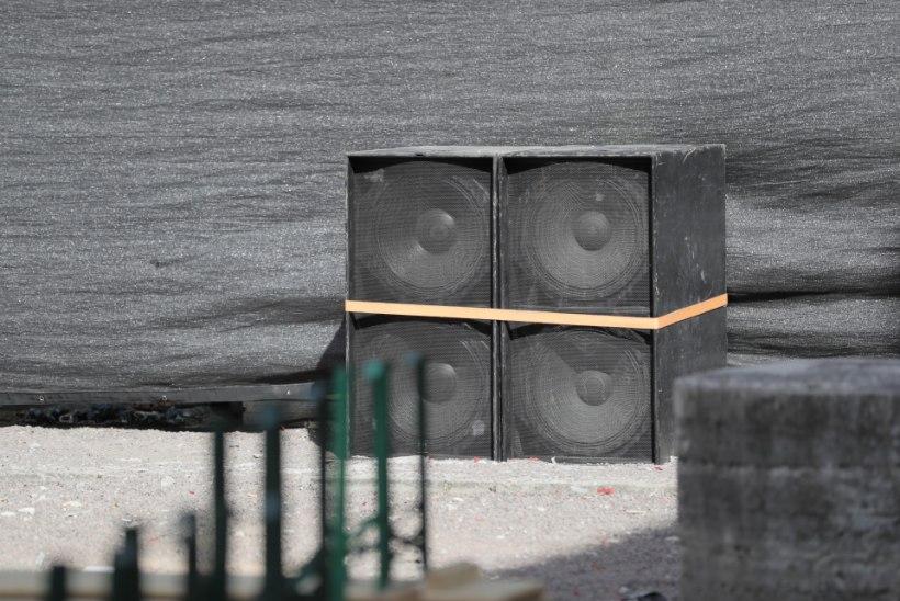 FOTOD | Koit Toome ja Radar esitavad Jaak Joala hitte, lavakujunduses kasutatakse 20 aastat vana tehnikat