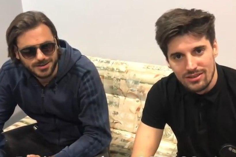 VIDEO | Nunnumeeter puruks! Superseksikad 2Cellose mehed saatsid Eestile videoläkituse
