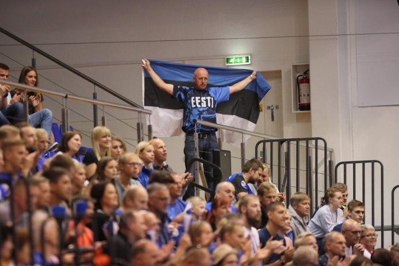 Hea loos! Eesti koondis kohtub Kuldliiga poolfinaalis vastasega, keda on viimasel ajal ainult võidetud
