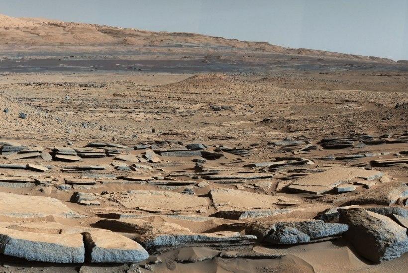 UFO-fännid elevil: NASA avalikustab täna Marsil tehtud värsked avastused