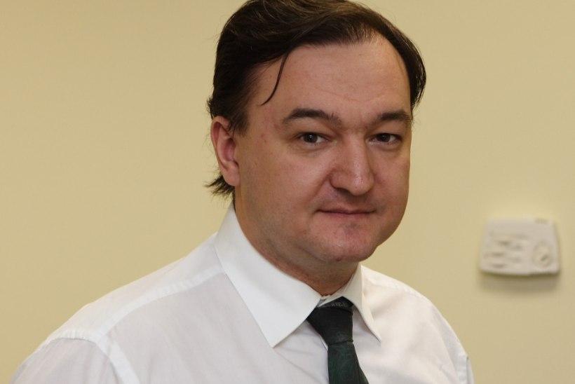 Sergei Magnitski: kohtus surnult süüdi mõistetud