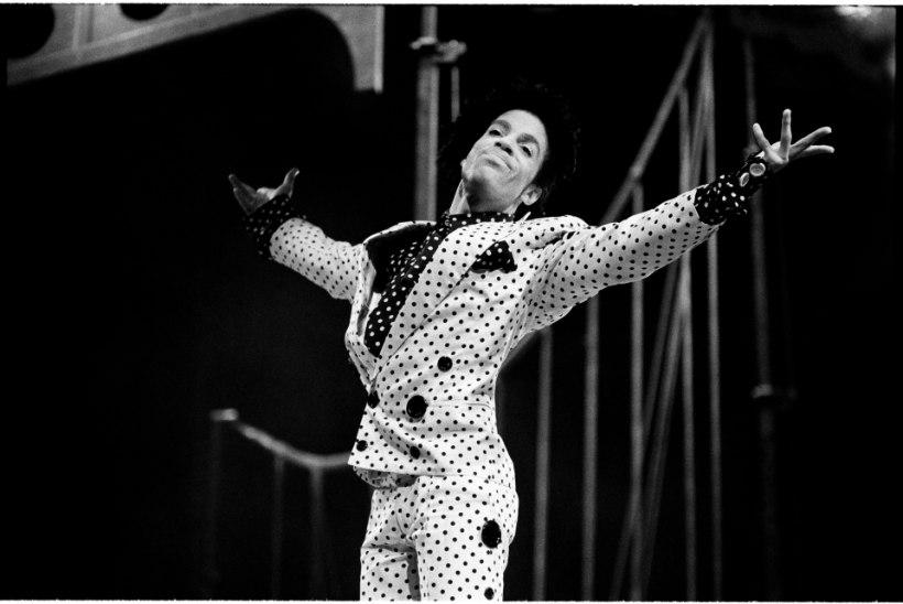 Kaks aastat tagasi surnud Prince'ilt ilmub postuumne album