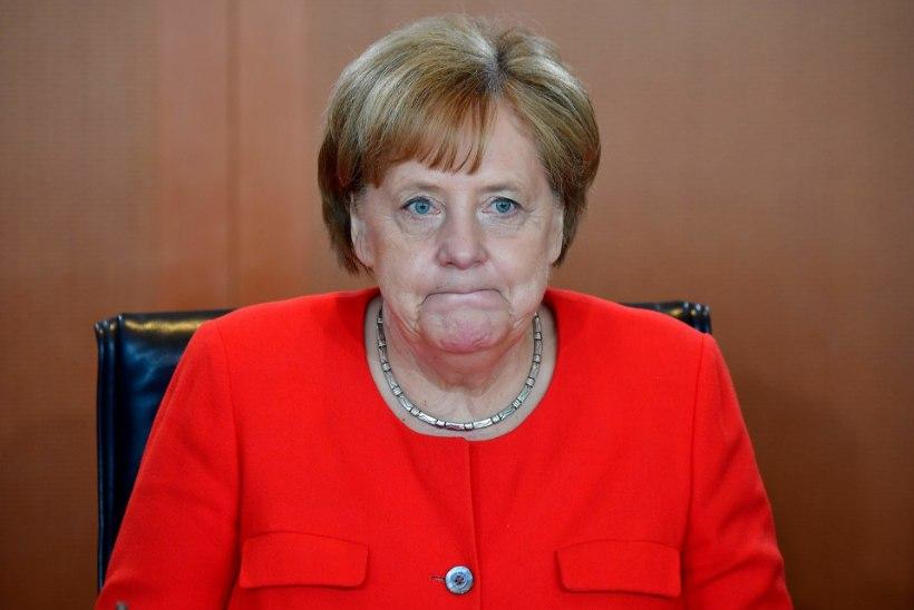 SAKSLASED: tapetud koolitüdruk on Merkeli poliitika ohver. Mõrvar peeti Põhja-Iraagis kinni