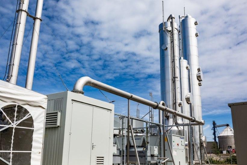 GALERII | Kundas alustas tööd Baltimaade esimene biometaanitehas