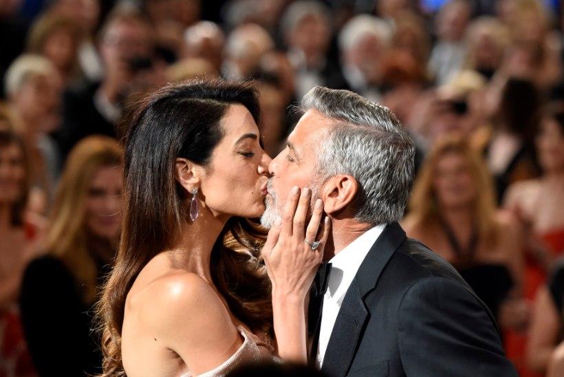 """Amal Clooney liigutav kõne: """"Olen sinu kujul leidnud suure armastuse, mille olemasolu lootsin ..."""""""