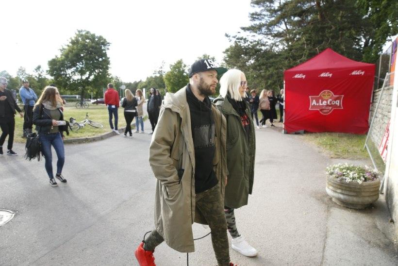 GALERII   Vaata, milline kirev seltskond saabus Eesti räpisensatsiooni Tommy Cashi kontserdile