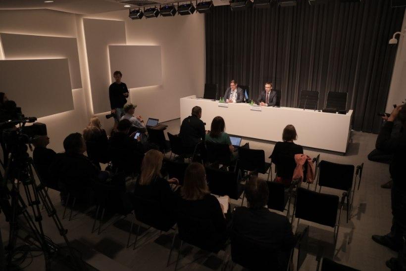 GALERII    Eestit külastab Soome välisminister Timo Soini